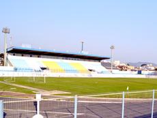 Estádio Municipal Vidal Ramos Jr.