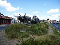 Monumento Os Imigrantes